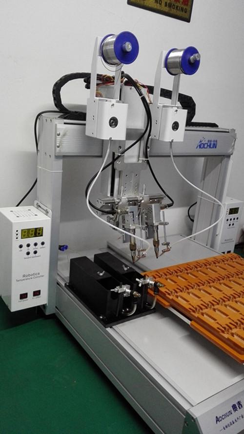 自动焊锡机技术创新需要不断加强